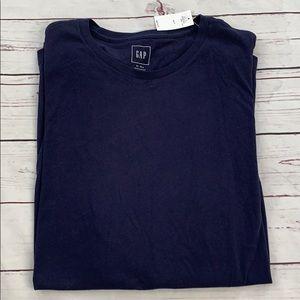 Gap Navy Blue Long Sleeve Shirt Size XL